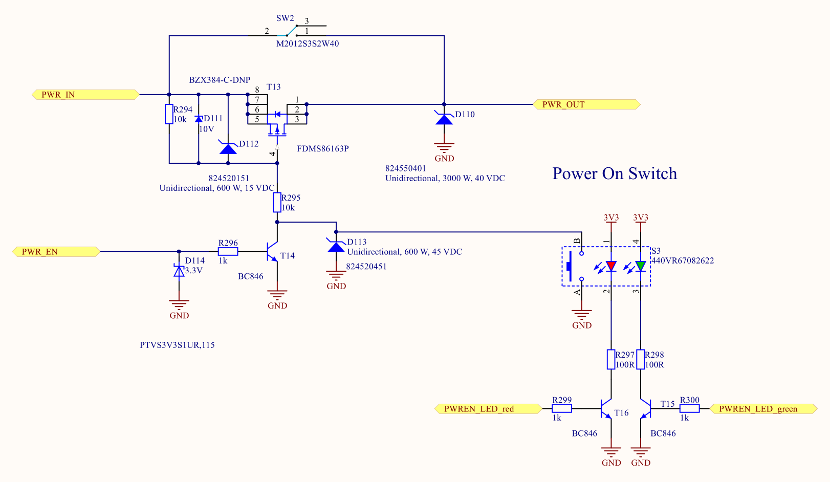 Self Sustaining Circuit Using P Channel Mosfet Electronics Notes The Circuits Can Be Used Anywhere A Power Zener Diode Function Would Depending On Selected T13 Handle Voltages Bigger Of More Than 60v And Currents Several Tens Amperes